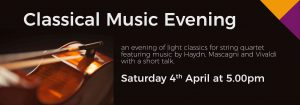Classical music evening
